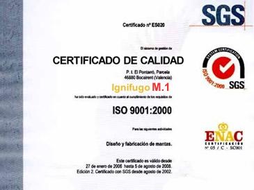Normativa de seguridad contra incendios en cortinas hospitalarias - Decoratel Industrias Textiles